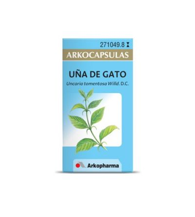 ARKOCAPSULAS UÑA GATO 50 CAPS