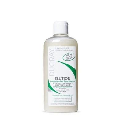 Shampoo de uso frequente Ducray Elution 400 ml