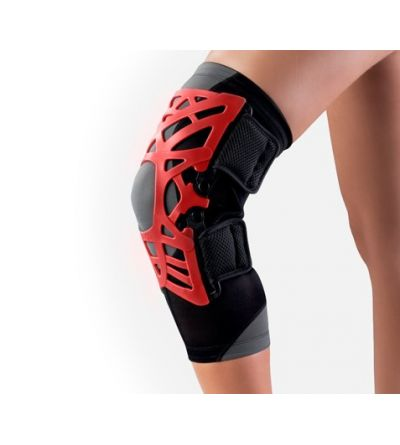 Rodillera Donjoy Reaction Knee Brace rojo Talla XS/S
