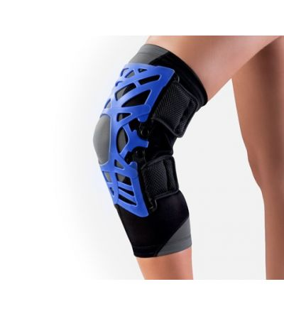 Rodillera Donjoy Reaction Knee Brace azul Talla M/L