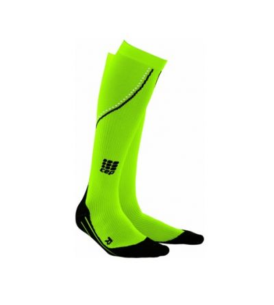 Medi CEP run socks 2.0 women night talla III verde