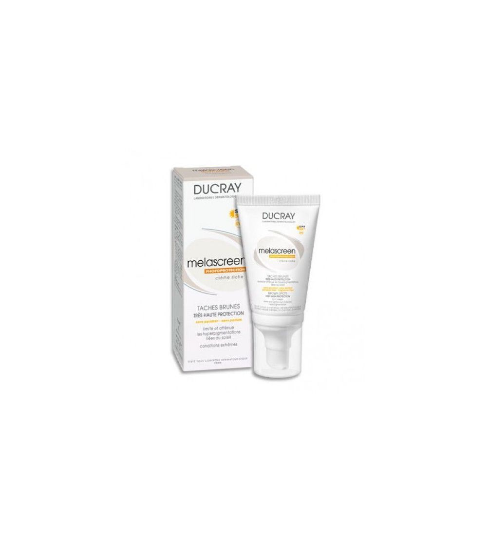 DUCRAY MELASCREEN UV PIELES SECAS PACK DUO 40 ML