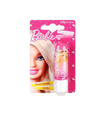 STICK LABIAL BARBIE 4'8G