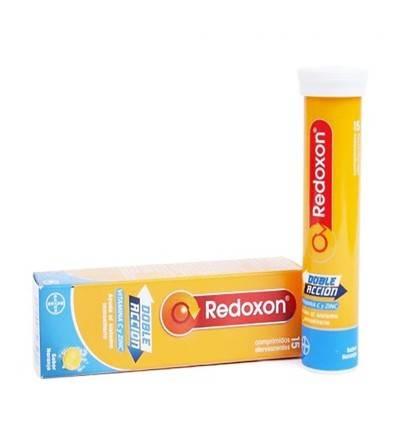 Redoxon vitamina C 1000 mg 15 comp efervescentes naranja