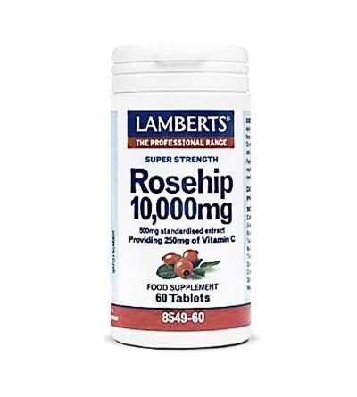 Lamberts Escaramujo Vitamina C 10000 mg 60 comprimidos