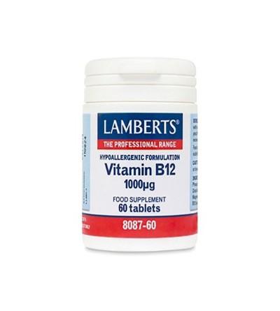 Lamberts Vitamina B12 100 mcg 100 comp