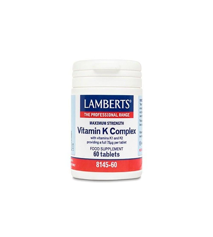 Lamberts complejo vitamina K 60 tab