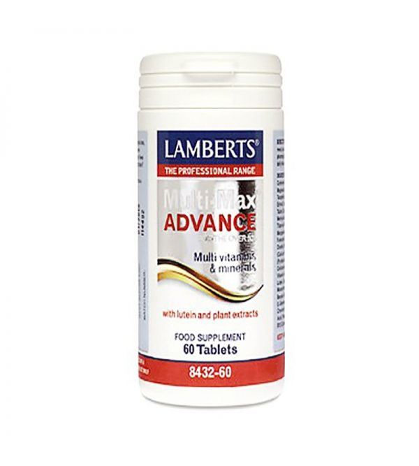 Lamberts Multi Max Advance 60 comp