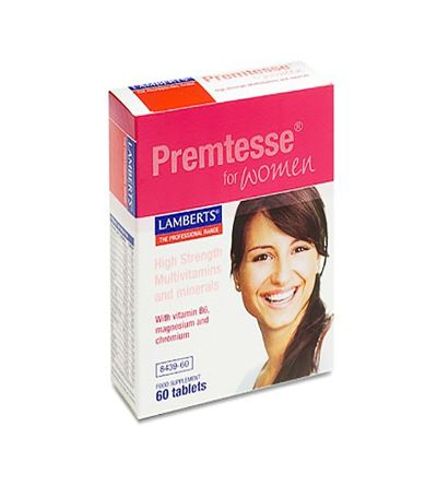 Lamberts Premtesse for women 60 comp