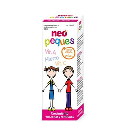 Neo Peques Crecimiento 150 ml