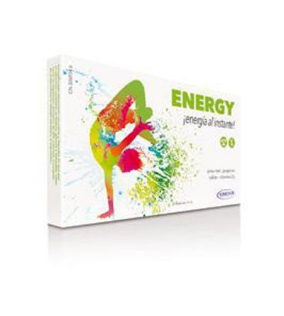 HOMEOSOR ENERGY 10 ML 20 VIALES