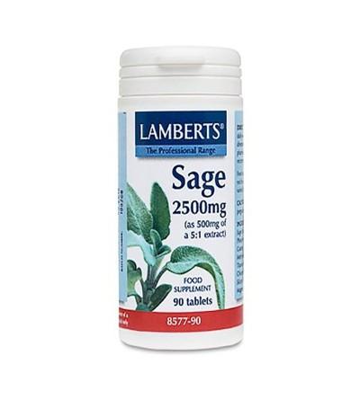 Lamberts Salvia 2500 mg 90 tab