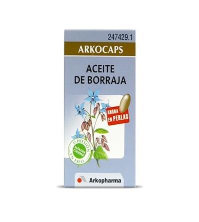Arkocapsulas Aceite de borraja 50 cápsulas