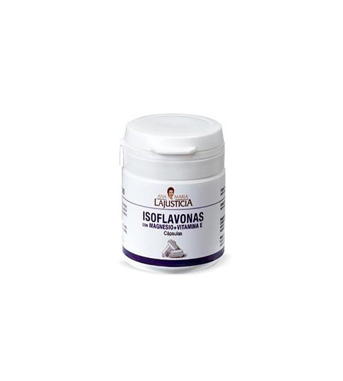 Ana Maria Lajusticia Isoflavonas con Magnesio y Vitamina E 30 cápsulas