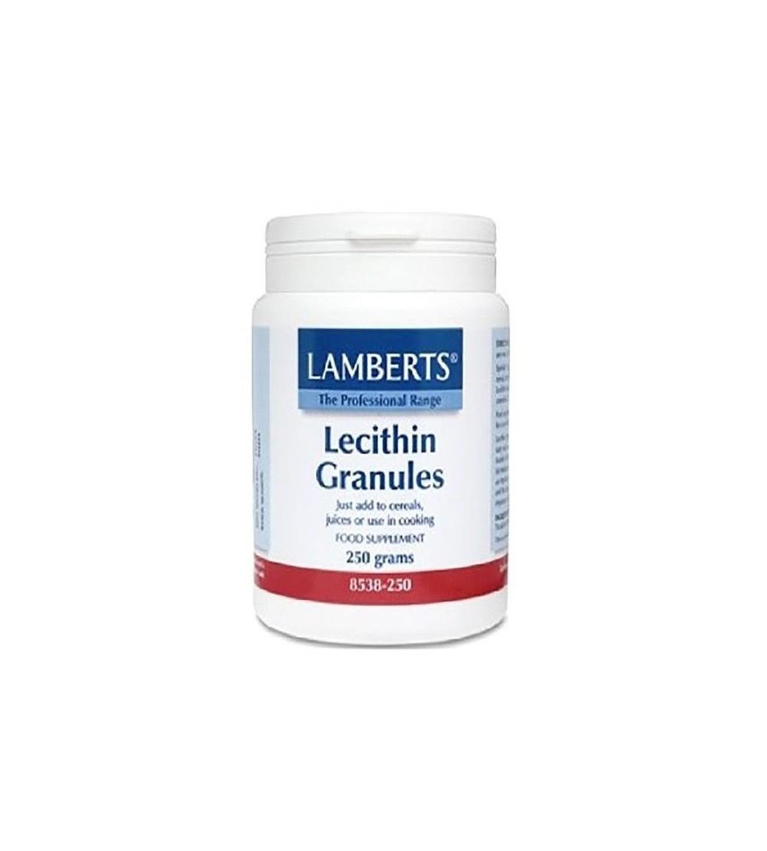 Lamberts Lecitina de soja granulada 250 g