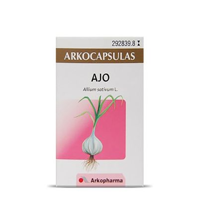 Arkocapsulas Ajo 45 cápsulas
