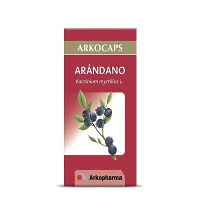 Arkocapsulas Arándano 50 cápsulas