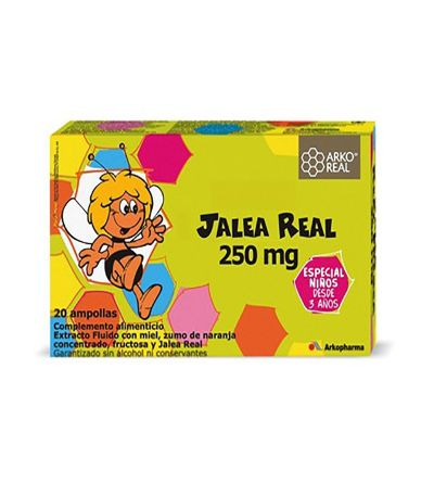 Arko Real jalea real niños 20 ampollas