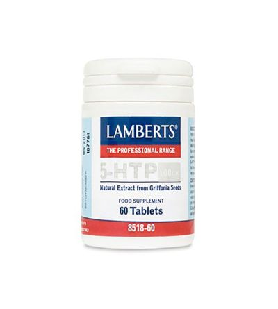 LAMBERTS 5-HTP 100MG 60 COMP