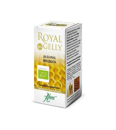 Aboca Royal bio gelly jalea real fresca liofilizada 40 tabletas