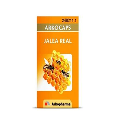 ARKOCAPSULAS JALEA REAL 45 CAPS