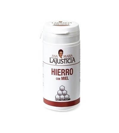 Ana Maria Lajusticia Hierro con miel 135 g