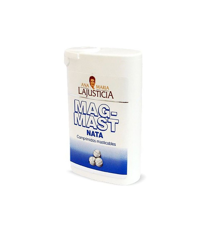 Ana Maria Lajusticia MAG-MAST nata Magnesio masticable 36 comprimidos