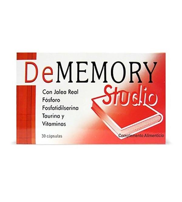 DeMemory Studio 30 cápsulas