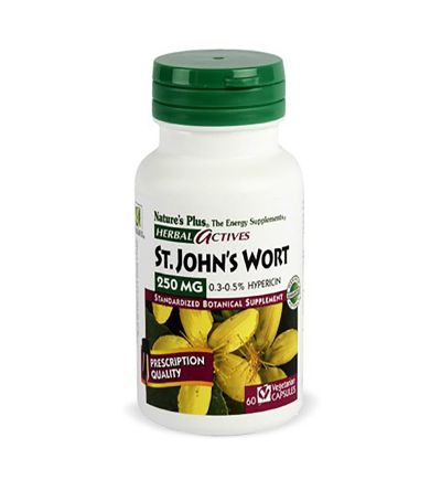 NATURES PLUS ST. JOHN'S WORT 250MG 60 CAP