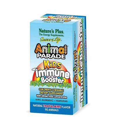 NATURES PLUS ANIMAL PARADE IMMUNE BOOSTER 90 ANIMALS