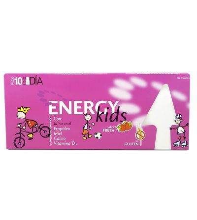 Homeosor Energy Kids 10 viales 15 ml