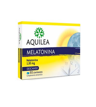 AQUILEA MELATONINA 1.95 MG 60 COMP