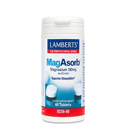 Lamberts Magasorb 150mg 60 tab
