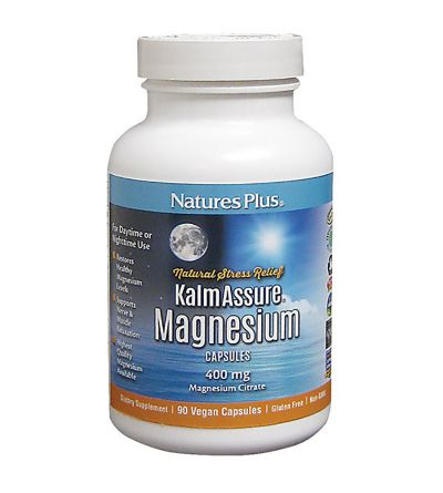 NATURES PLUS KALMASSURE MAGNESIUM 400MG