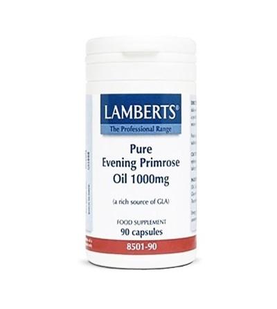 Lamberts Aceite de onagra 1000 mg 90 cáps