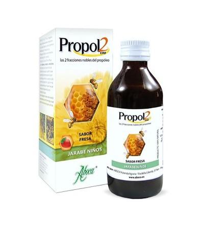 Aboca Propol 2 jarabe niños 130 gramos