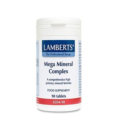Lamberts Megamineral complex 90 tab