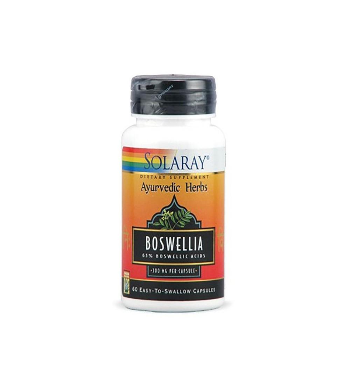 Solaray Boswellia 60 cápsulas