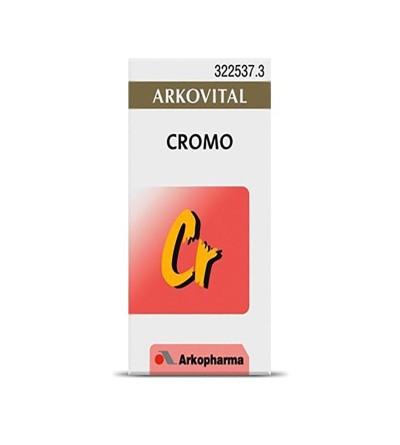 Arkovital Cromo 50 cápsulas