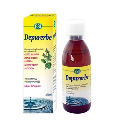 TREPAT DIET DEPURERBE 250 ML