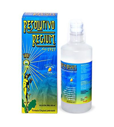Resolutivo Regium limón 600 ml