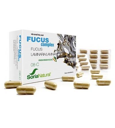Soria Natural Fucus complex 60 cápsulas