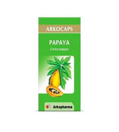 ARKOCAPSULAS PAPAYA 50 CAPS