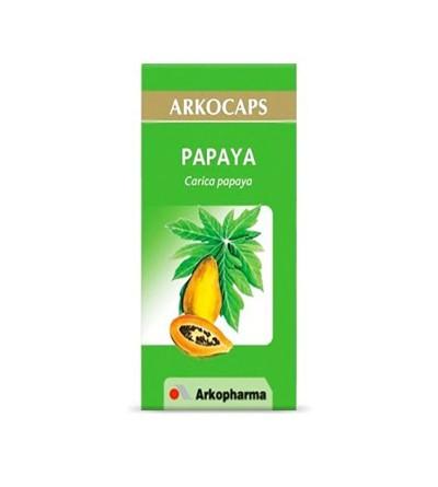 Arkocapsulas Papaya 50 cápsulas