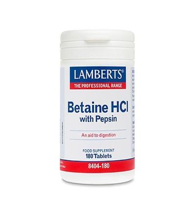 Lamberts Betaina Hcl 180 tab