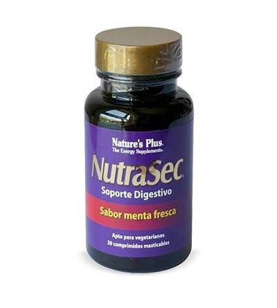 Natures Plus Nutrasec 30 comprimidos
