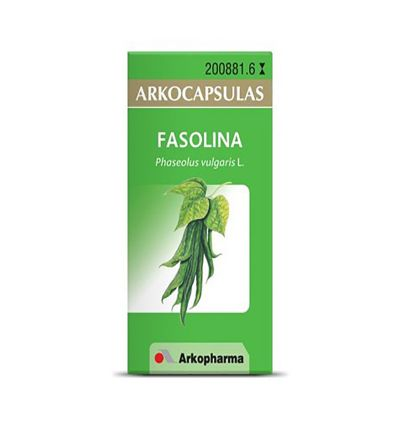 ARKOCAPSULAS FASOLINA 84 CAPS