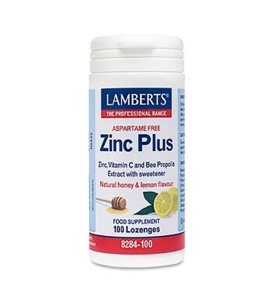 Lamberts Zinc plus 100 past
