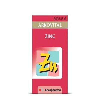 Arkovital Zinc 50 cápsulas