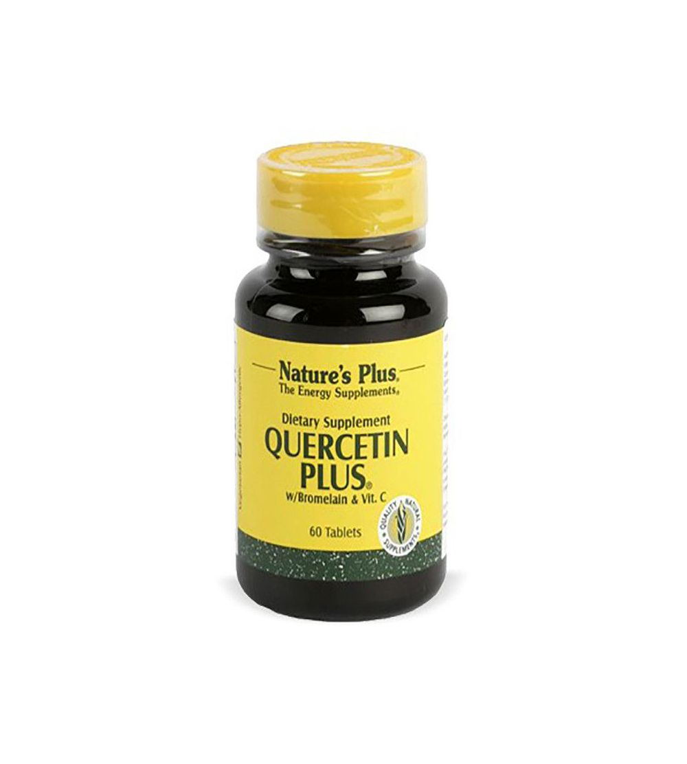 Natures Plus Quercetin Plus 60 comprimidos